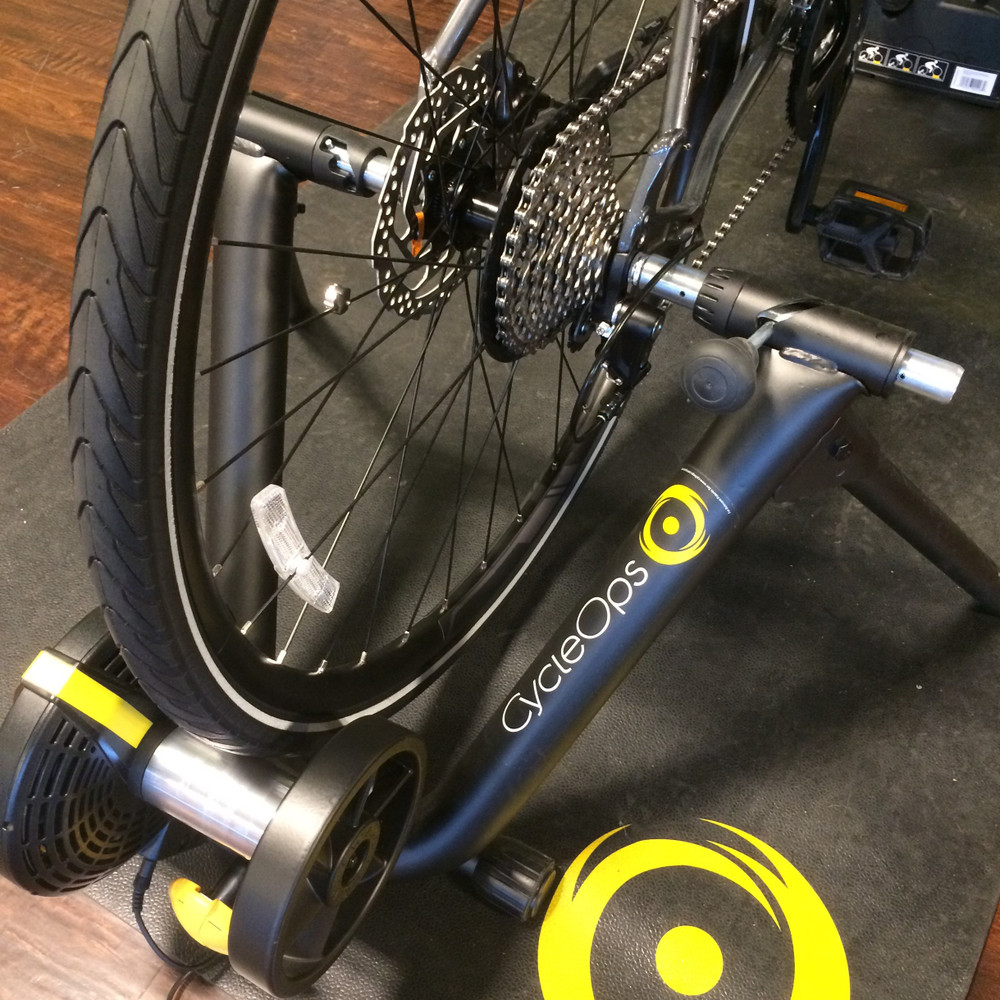 Indoor Training Turns Virtual with CycleOps