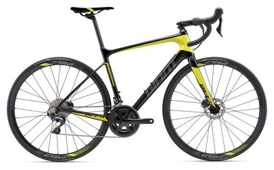 Defy Advanced 1-CDB M Carbon Smoke/Yellow/Charcoal