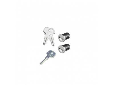 SKS Lock Cores 4-pk