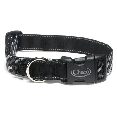 DOG COLLAR / STATIC BLACK