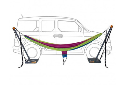 ENO Roadie Car Stand Charcoal