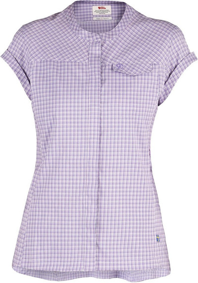 Abisko Stretch Shirt CS W Orchid