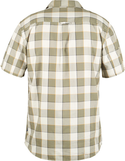 High Coast Big Check Shirt SS / High Coast Big Check Shirt S Chalk White