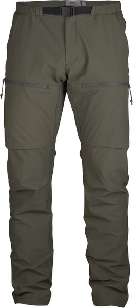 HIGH COAST HIKE TROUSERS MOUNTAIN GREY 52