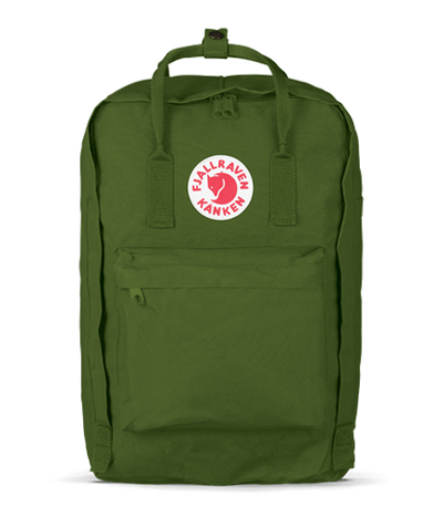Kanken 15 Leaf Green