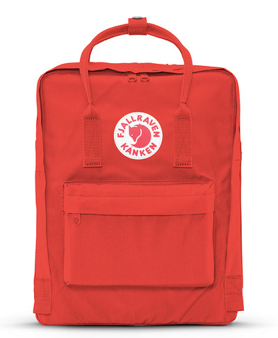 Kanken Deep Red