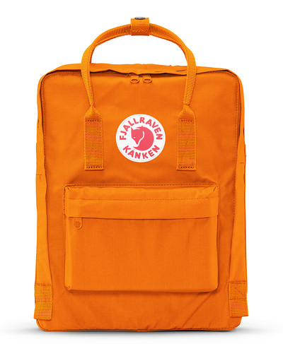 Kanken Mini Burnt Orange