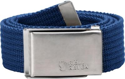 Merano Canvasbelt / Merano Canvasbelt Deep Blue 1 Size