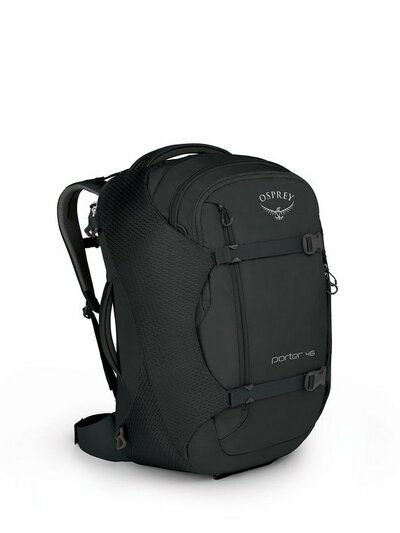 Porter 46 - Black -N/A