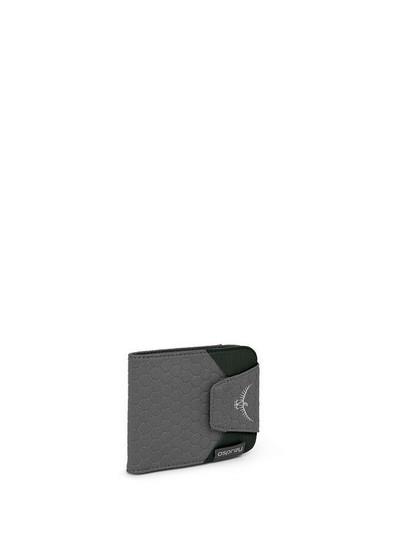 QuickLock RFID Wallet Shadow Grey O/S