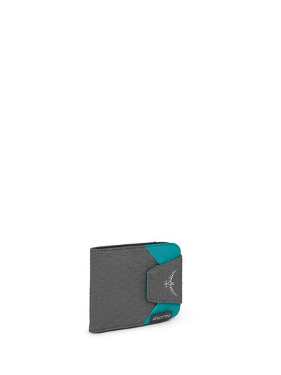 QuickLock RFID Wallet Tropic Teal O/S