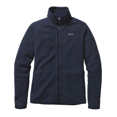W's Better Sweater Jkt Classic Navy