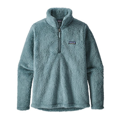 W's Los Gatos 1/4 Zip Shadow Blue
