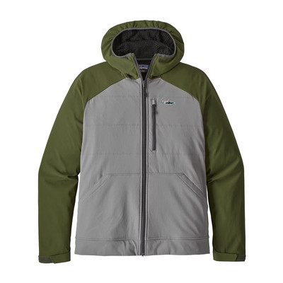 M's Snap-Dry Hoody Feather Grey