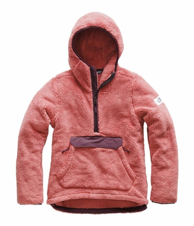 Women's Campshire Pullover Hoodie Faded Rose/Fig