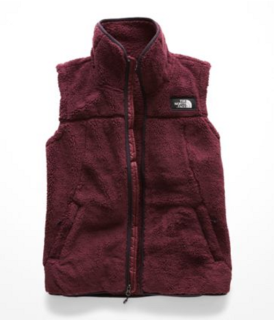 Women's Campshire Vest Fig