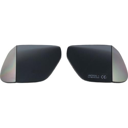 Smoke Antifog Lenses
