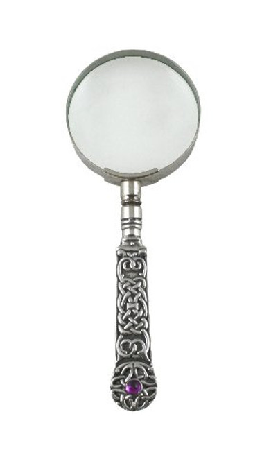 Celtic Knot Magnifying Glass