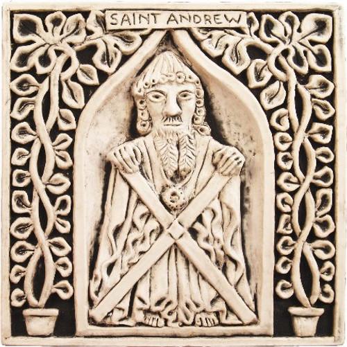 Saint Andrew Tile
