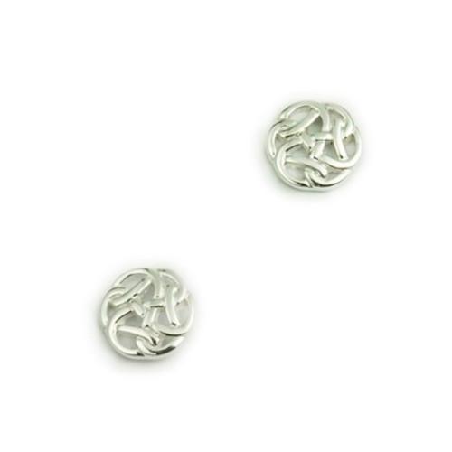 Celtic Knot Post Earrings