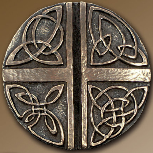Wild Goose Studio Irish Celtic Love Cross