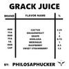 Grack Juice By Philosaphucker (Discounted Full Recipe)