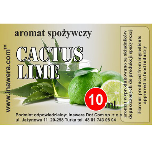 Cactus Lime-INW