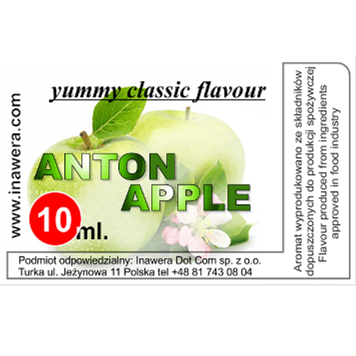 Anton Apple YC-INW