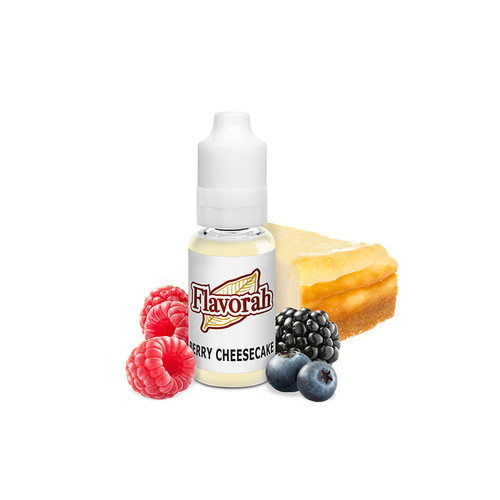 Berry Cheesecake-FLV