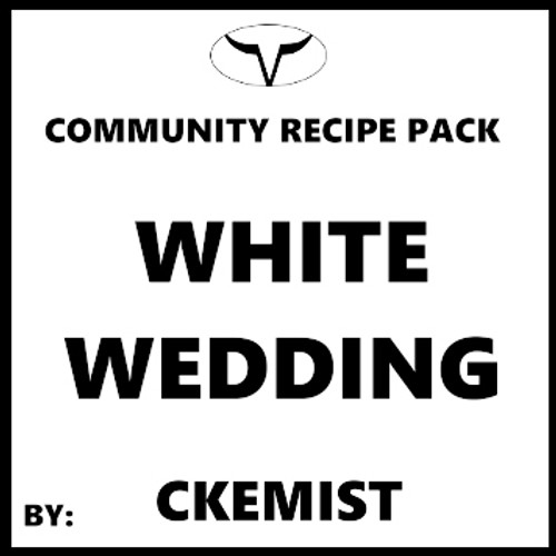 Ckemist Original: White Wedding By Ckemist  (Discounted Full Recipe)