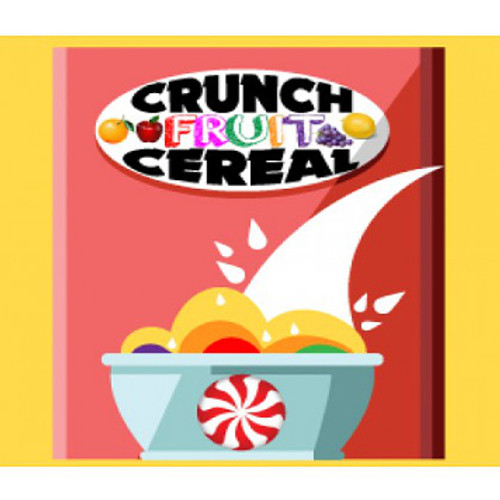 Crunchy Cereal W/Berries -FW Gallon