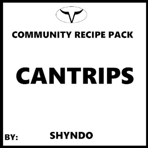 Cantrips by Shyndo (Full Recipe, Discounted)
