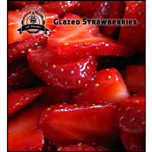 Glazed Strawberries-VT
