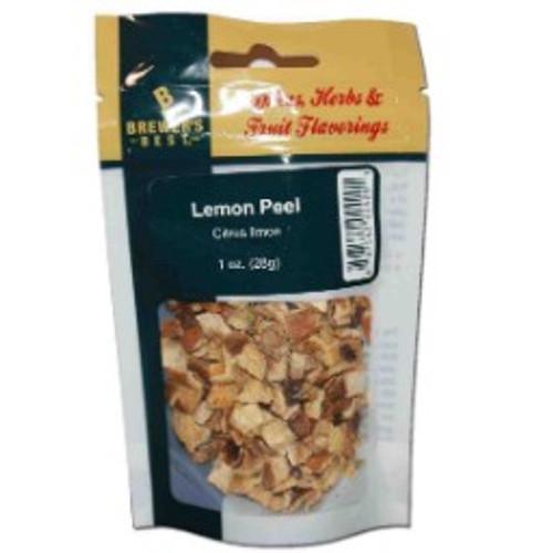 Lemon Peel 1oz