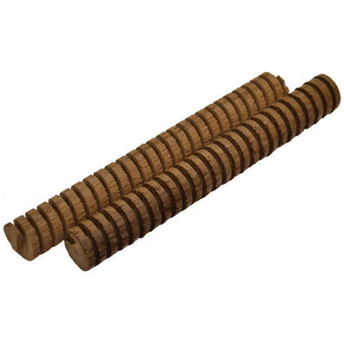 American Medium Toast Oak Spiral