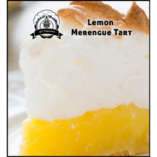 Lemon Meringue Tart-VT