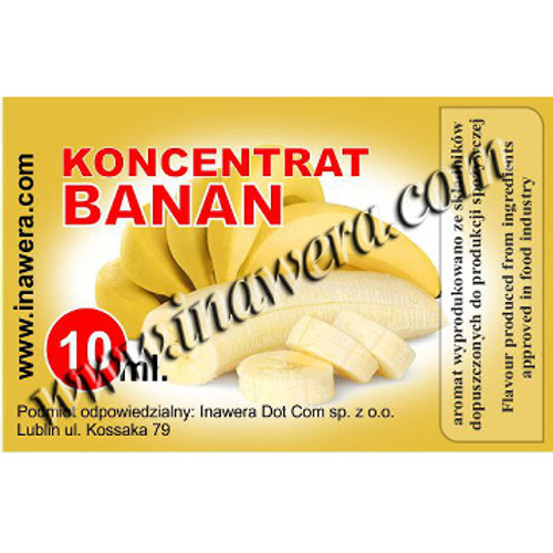 Banana Concentrate-INW