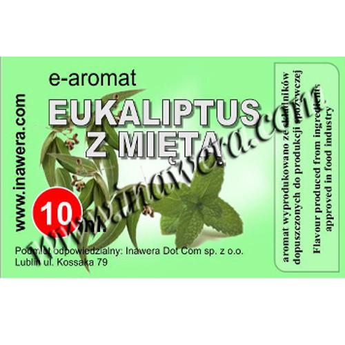 Eucalyptus with Mint-INW