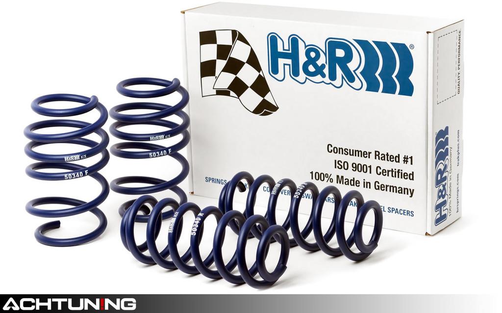 H&R 50343 Sport Springs Audi 8V S3