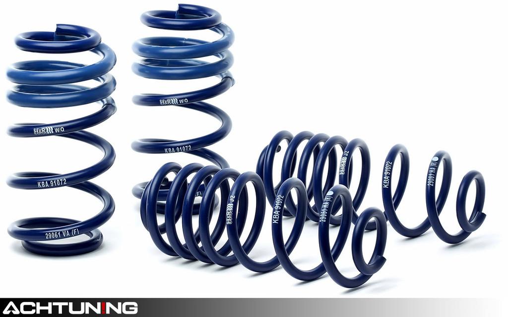 H&R 50361-55 OE Sport Springs Audi B8 A4