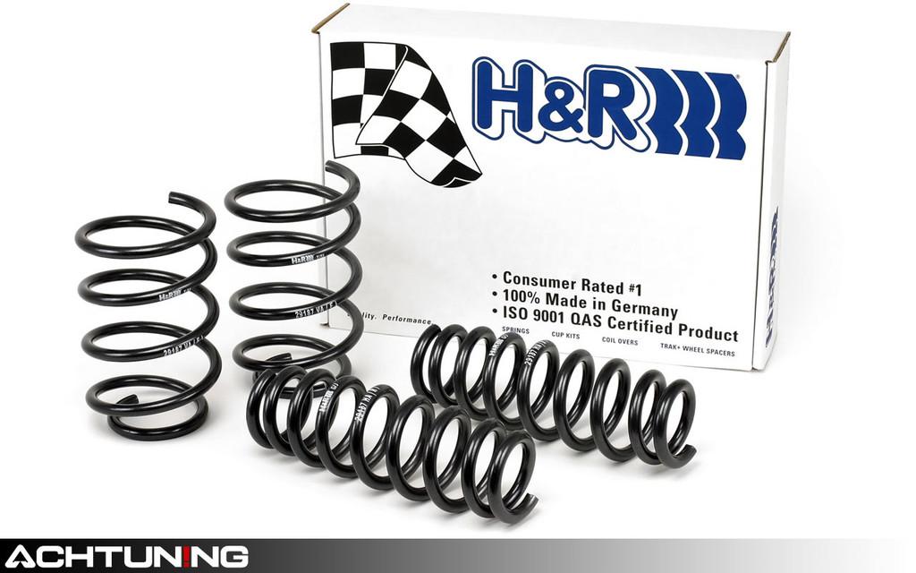 H&R 50490-2 Sport Springs BMW E92 328i Coupe