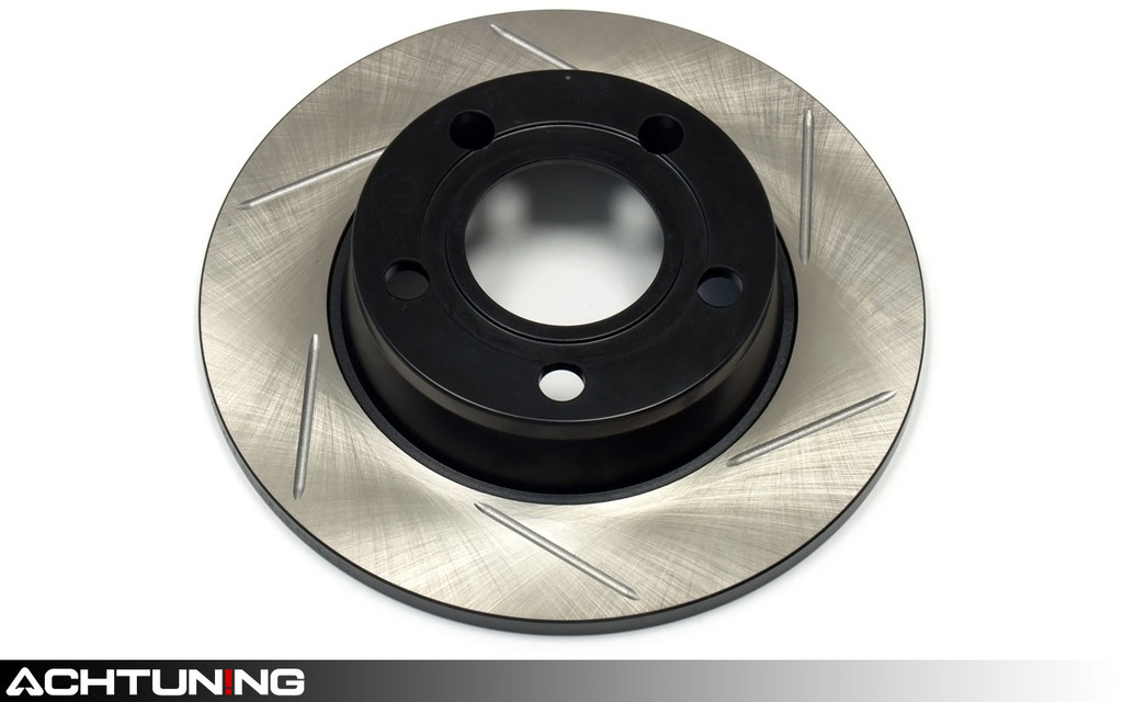 StopTech 126.33064SL 255mm Slotted Rear Rotor Audi C5