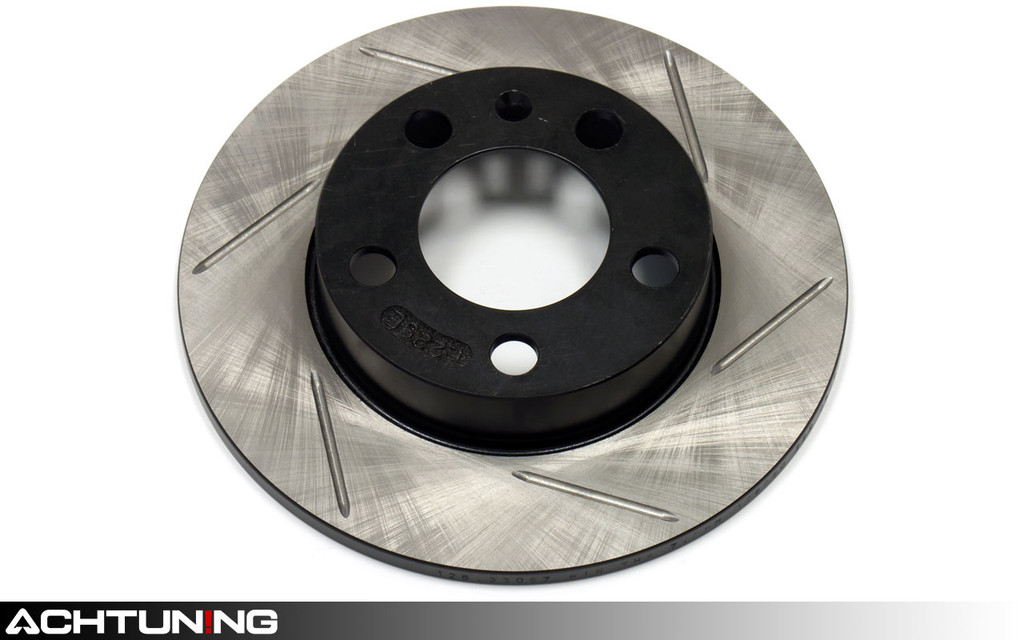 StopTech 126.33106SL 245mm Slotted Rear Rotor Audi B6 A4 1.8T