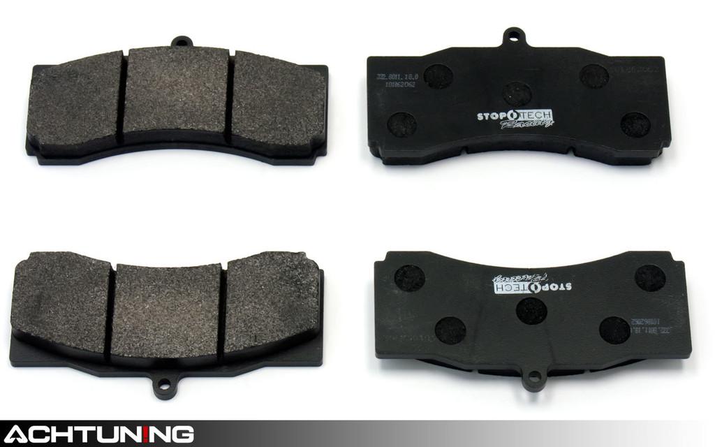 StopTech 332.8011.18.0 SR32 Race Brake Pads StopTech ST-60