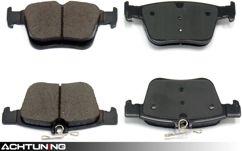 Centric 104.17610 Semi-Metallic Rear Brake Pads Audi and Volkswagen