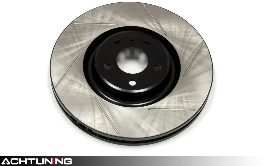 StopTech 126.33133SL 356mm Slotted Left Rear Rotor Audi