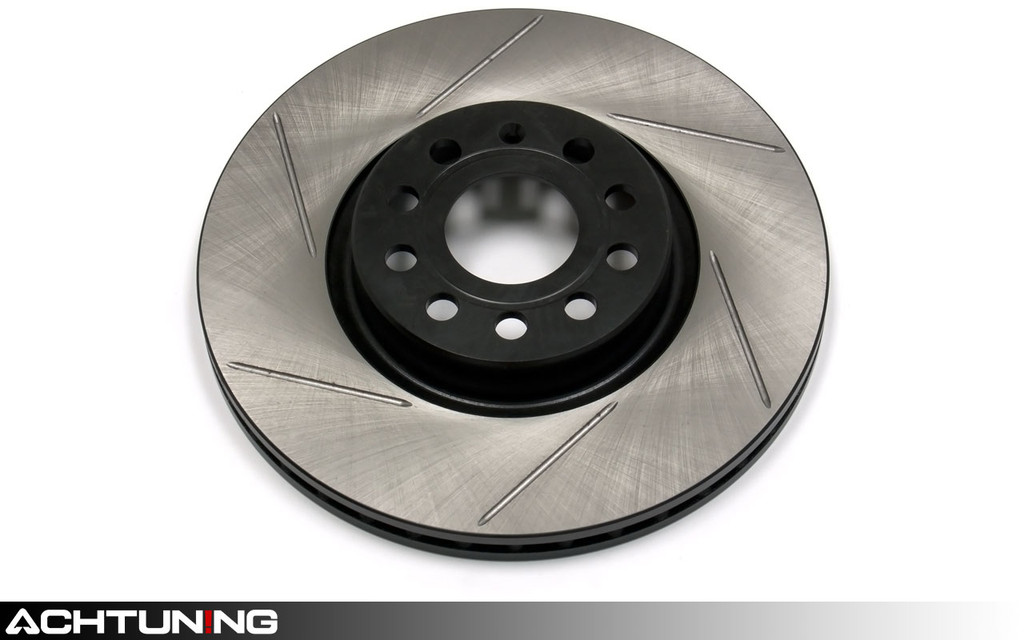StopTech 126.33062SR 312mm Slotted Right Front Rotor Audi and Volkswagen
