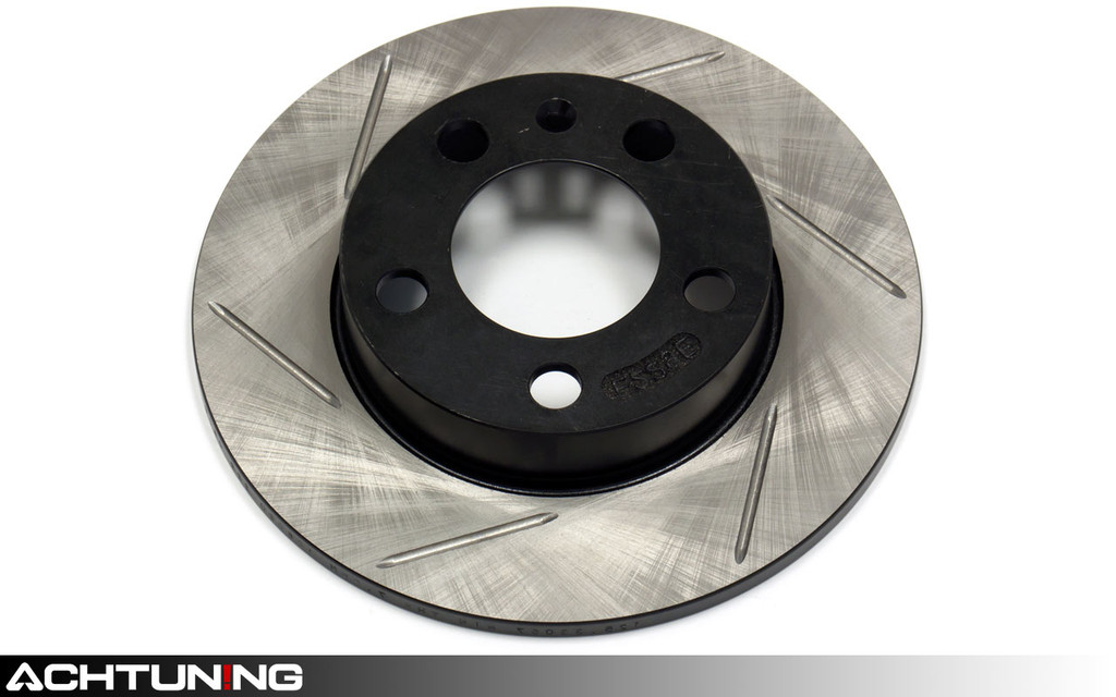 StopTech 126.33068SR 239mm Slotted Right Rear Rotor Audi Mk1 TT 1.8T Quattro