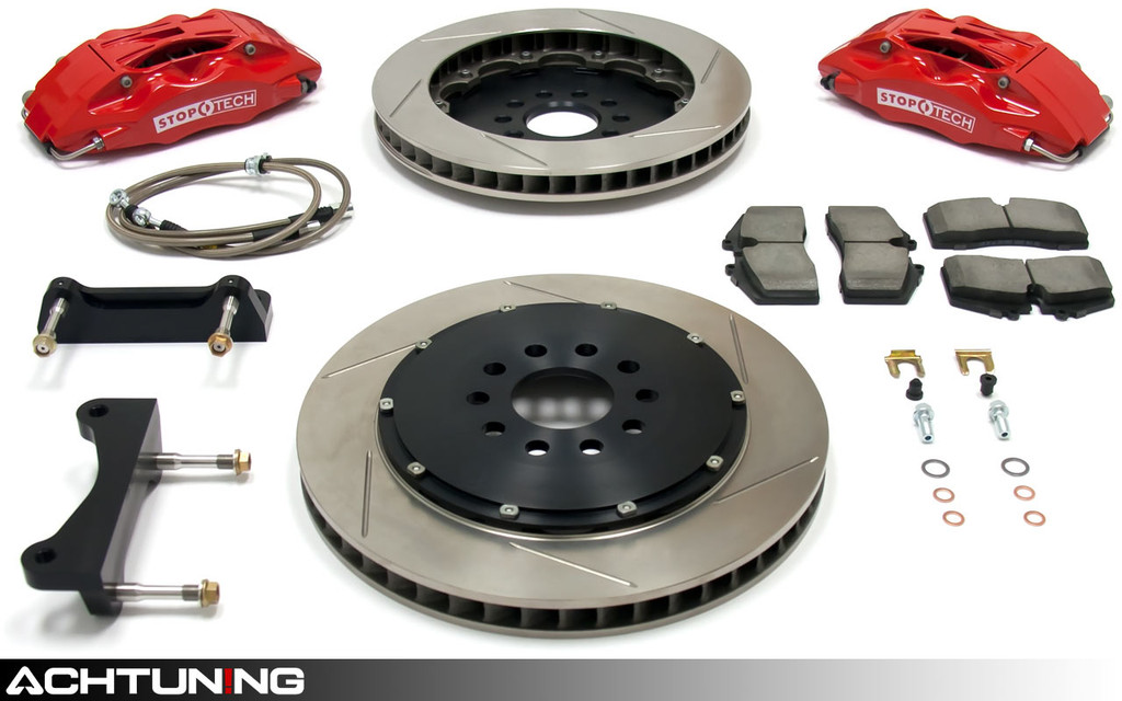 StopTech 83.111.4700 355mm ST-40 Big Brake Kit Audi B6 A4 3.0L