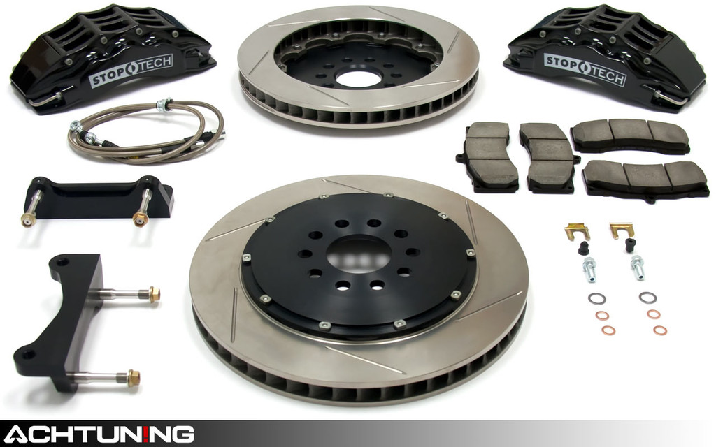 StopTech 83.895.6700 355mm ST-60 Big Brake Kit VW Mk7 GTI